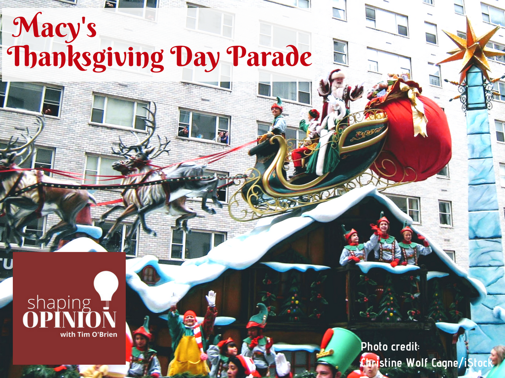 Macy's Thanksgiving Day Parade - Episode 39