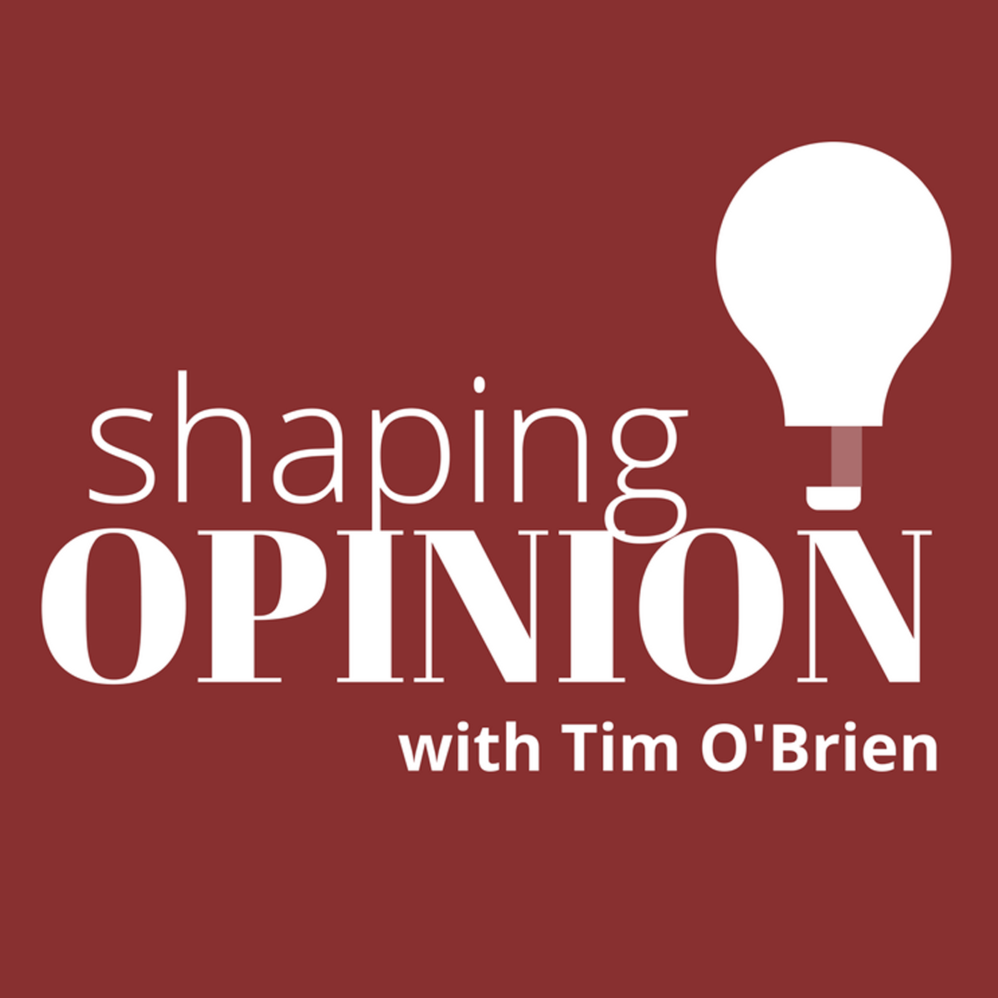 Shaping Opinion